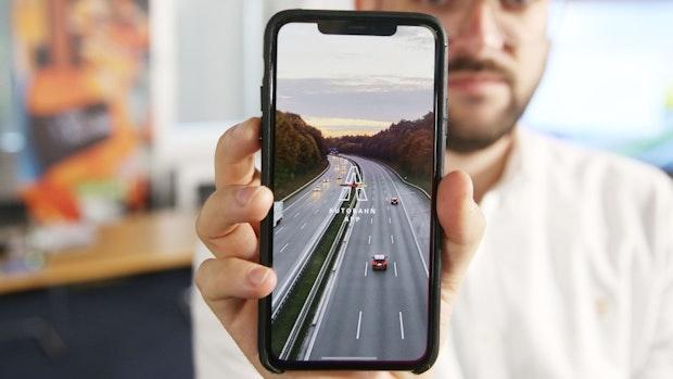 Bund stellt neue Autobahn-App vor
