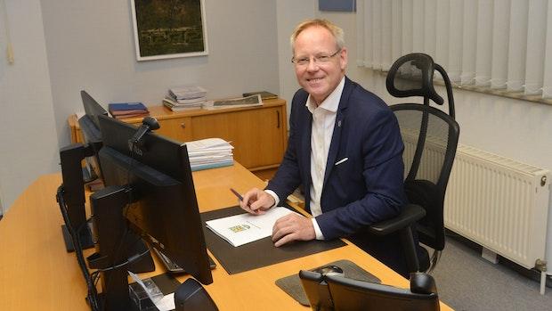 Bürgermeister Hage hofft auf eine Wiederwahl