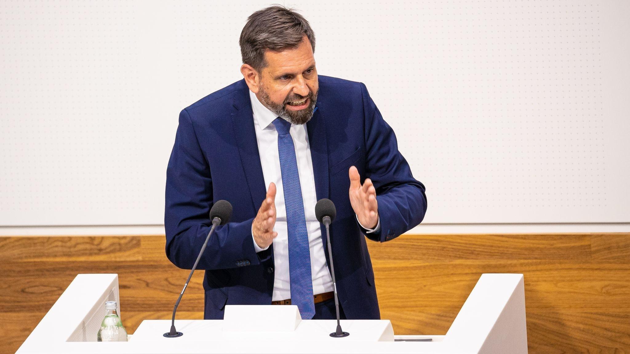 Niedersachsens Umweltminister Olaf Lies (SPD). Foto: dpa/Frankenberg