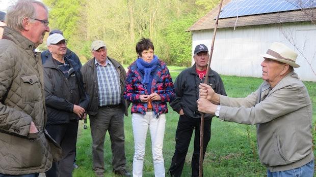 Faszination Natur: Heimatfreunde erkunden Flora und Fauna