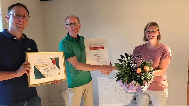 Besondere Auszeichnung für Musiker Paul Arlinghaus