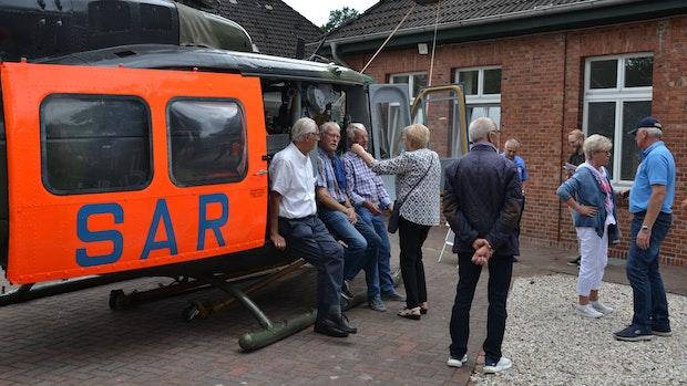 "Das Fliegerhorstmuseum in Ahlhorn ""wird wohl niemals fertig"""
