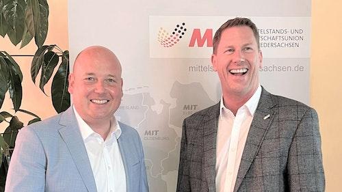 Werner Lübbe gibt nach 12 Jahren das Amt als MIT-Landesvorsitzender Niedersachsen ab