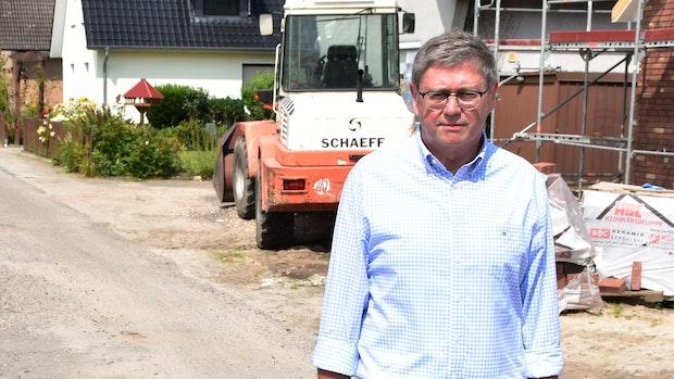 Carl Heinz Putthoff möchte klare Entscheidungen treffen – und keinen Stillstand