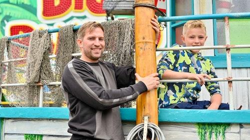 Der Freizeitpark in Vechta bedeutet für ihn die Rückkehr in die Normalität