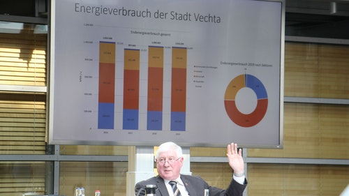 Stadt Vechta will bis 2035 klimaneutral werden
