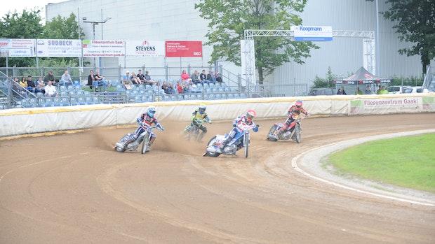Speedway: Oskar Paluch hängt 4 Dänen ab