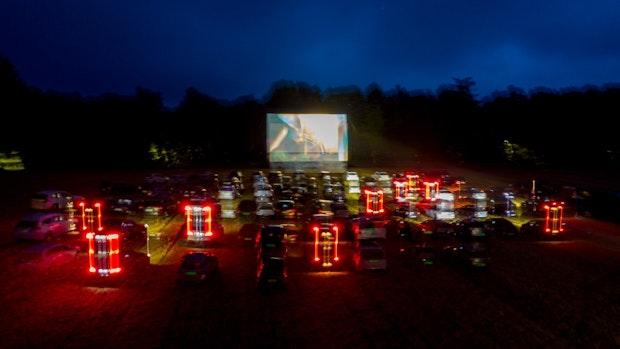 Langenberger machen Stoppelacker zur Filmkulisse