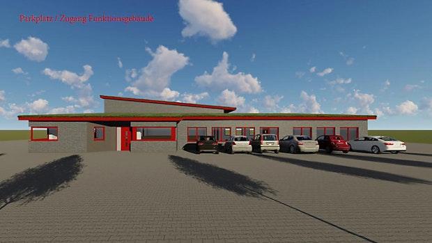 Vörden soll neues Feuerwehrgerätehaus bekommen