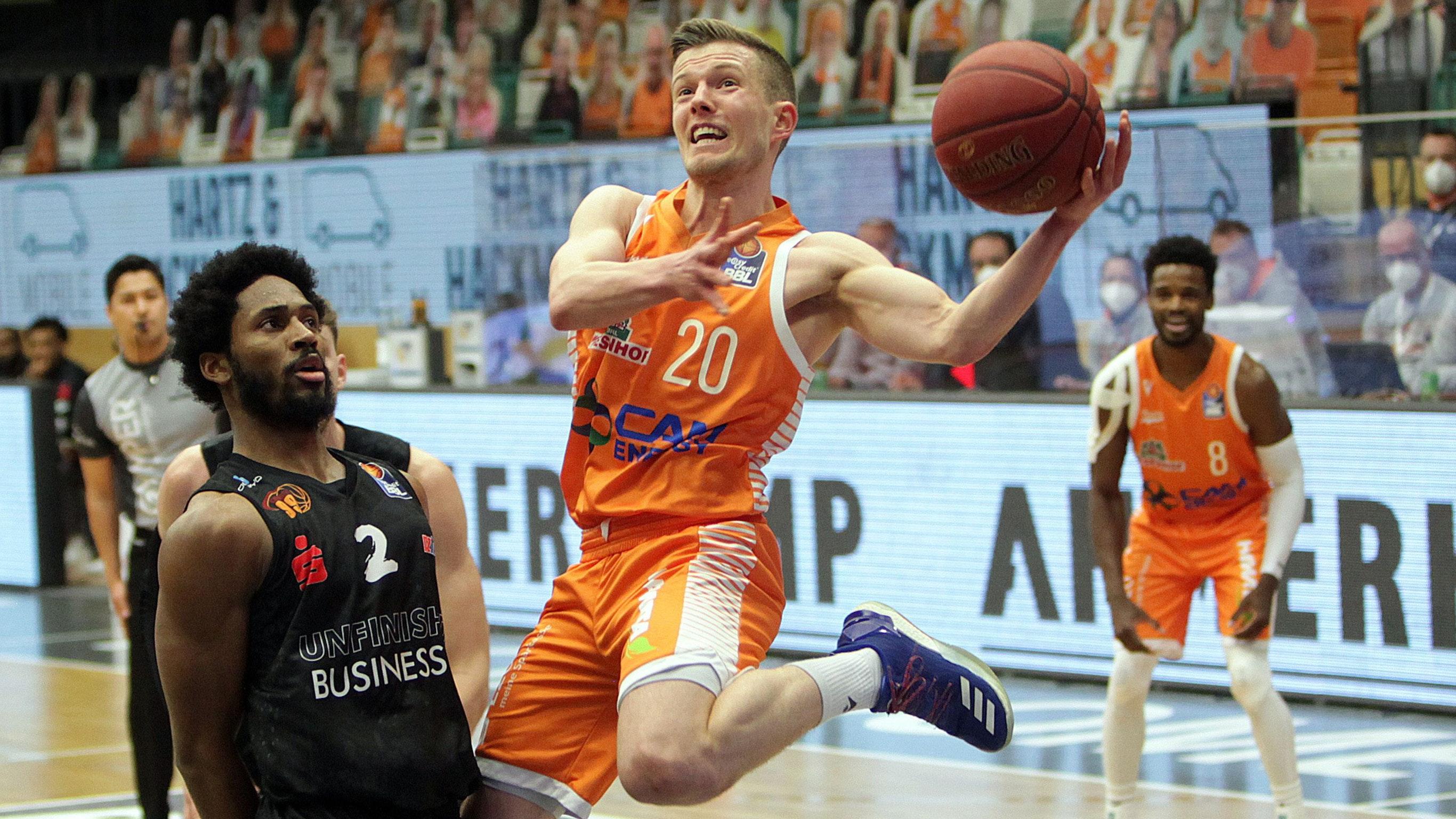 Basketball Bundesliga Rasta Vechta - Chemnitz