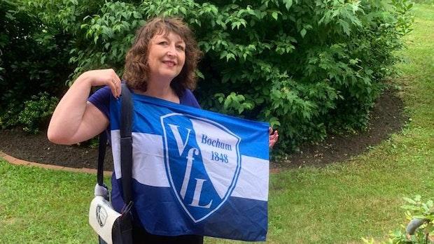Friesoyther VfL-Fans feiern Aufstieg auch mit Fußmarsch nach Bochum