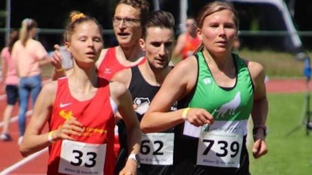 Läufer aus dem Oldenburger Münsterland räumen bei den Landesmeisterschaften ab