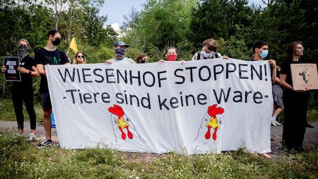 Nach Absage von Protestcamp: Aktivisten gehen rechtlich gegen Landkreis vor