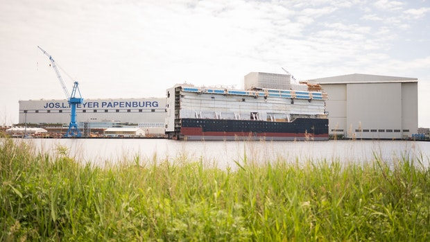 Jobabbau bei Meyer Werft möglicherweise geringer