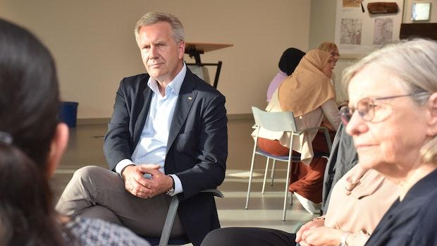 """Christian Wulff in Lohne:""""Ein Land, das bunt und vielfältig ist – das ist unser Auftrag"""""""