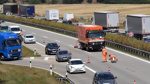 Autobahn wird in der Nacht zu Freitag erneut gesperrt