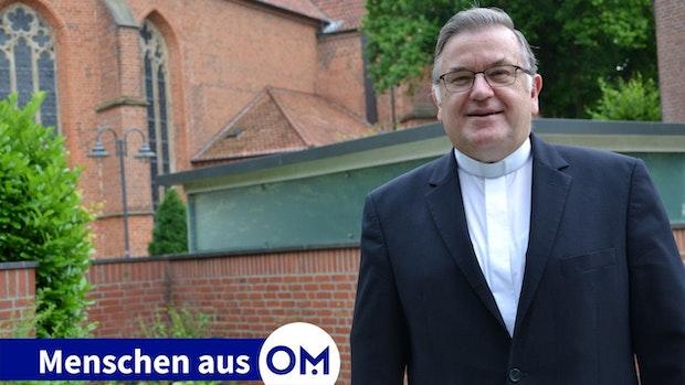 Michael Matschke freut sich auf die neue Aufgabe in Vechta
