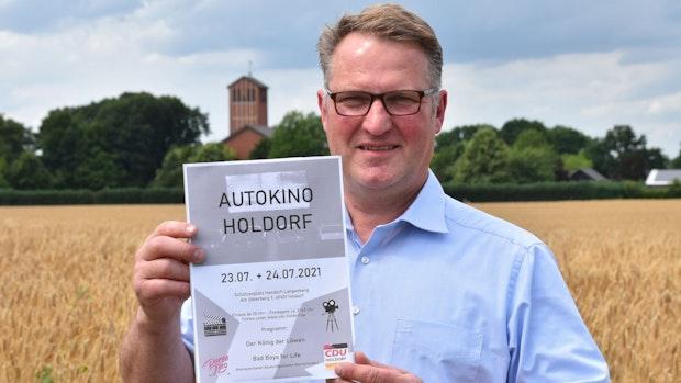 Beim Autokino in Langenberg gibt's Familienspaß und eine Action-Komödie